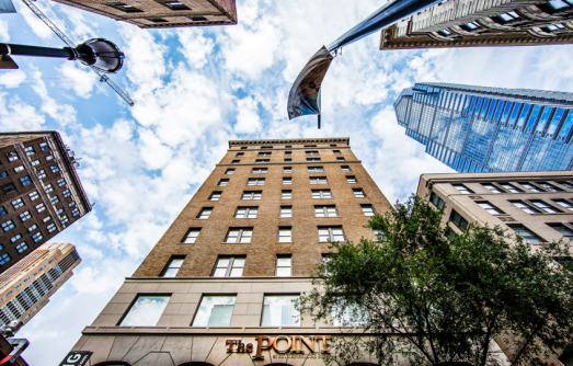 The Point at Rittenhouse Row